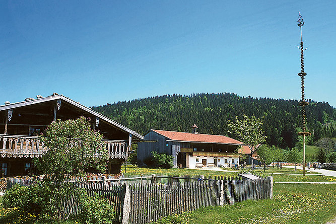 Museumsdorf in Finsterau